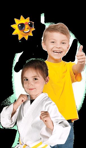 ATA Martial Arts Summer Camp